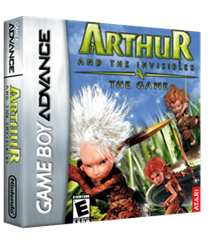 Arthur and the Invisibles - Box - 3D