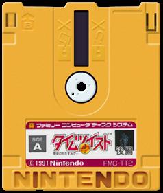 Time Twist: Rekishi no Katasumi de... - Kouhen - Fanart - Cart - Front