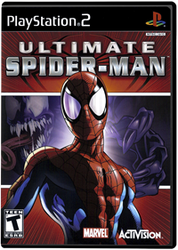 Ultimate Spider-Man - Box - Front - Reconstructed
