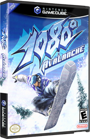 1080° Avalanche - Box - 3D