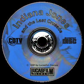 Indiana Jones and the Last Crusade - Disc