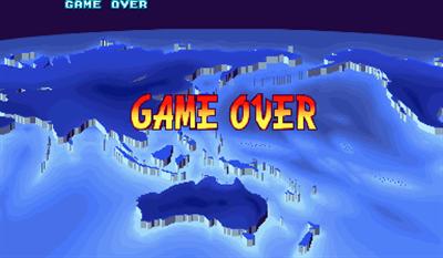 Street Fighter III: New Generation - Screenshot - Game Over