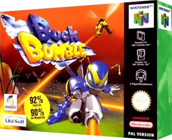 Buck Bumble - Box - 3D