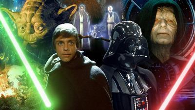 Super Star Wars: Return of the Jedi - Fanart - Background