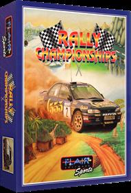 Rally Championships - Box - 3D