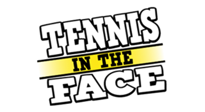 Tennis in the Face - Clear Logo