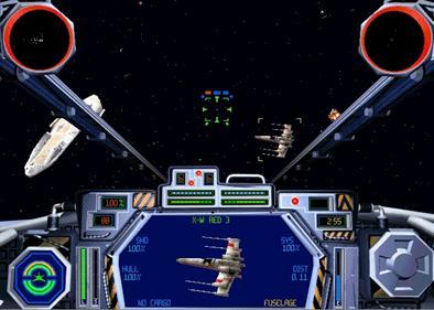 Star Wars: TIE Fighter - Screenshot - Gameplay