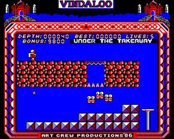 Vindaloo - Screenshot - Gameplay