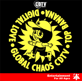 Global Chaos - Box - Front