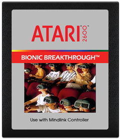 Bionic Breakthrough - Cart - Front