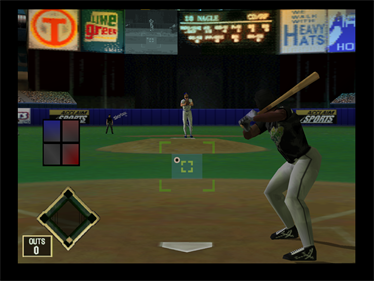 All-Star Baseball 2000 - Screenshot - Gameplay