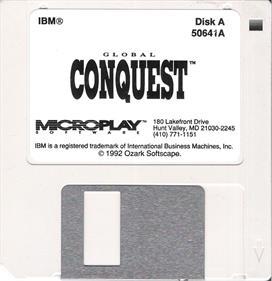 Global Conquest - Disc