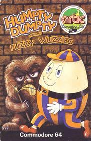 Humpty Dumpty meets the Fuzzy Wuzzies
