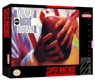 ABC Monday Night Football - Box - 3D