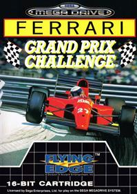 Ferrari Grand Prix Challenge - Box - Front