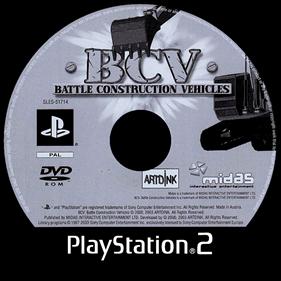 BCV: Battle Construction Vehicles - Disc