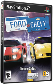 Ford vs. Chevy - Box - 3D