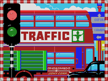 Traffic - Screenshot - Game Title