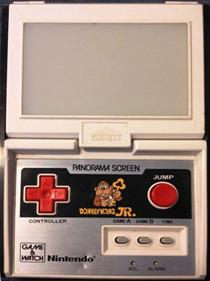 Donkey Kong Jr. (Panorama Screen) - Cart - Front