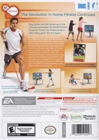 EA Sports Active: More Workouts - Box - Back