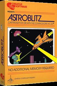 Astroblitz - Box - 3D
