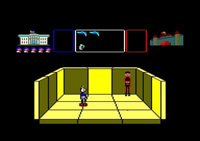 002 Agent Double - Screenshot - Gameplay