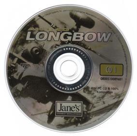 Jane's Combat Simulations: AH-64D Longbow - Disc