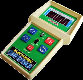 Electronic Quarterback - Cart - Front