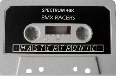BMX Racers - Cart - Front