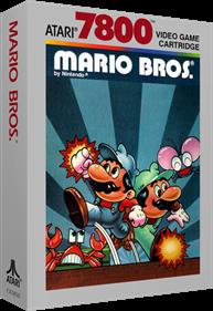 Mario Bros. - Box - 3D