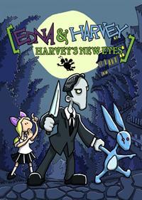 Edna and Harvey: Harvey's New Eyes - Fanart - Box - Front