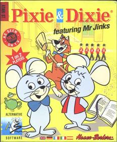 Pixie & Dixie featuring Mr. Jinks