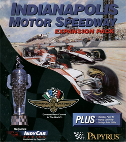 Indianapolis Motor Speedway Expansion Pack