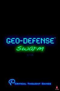 GeoDefense Swarm