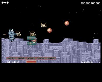 Side Arms - Screenshot - Gameplay