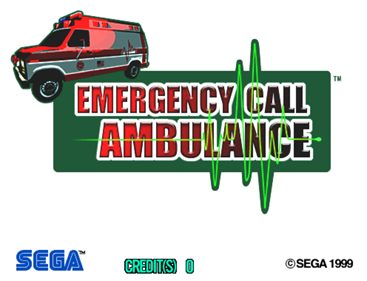 Emergency Call Ambulance - Screenshot - Game Title