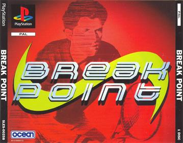 Break Point - Box - Front