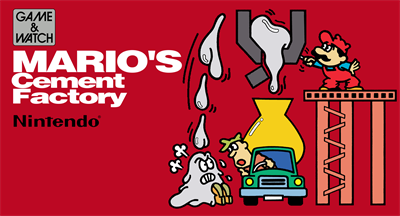 Mario's Cement Factory (New Wide Screen)