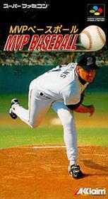 Roger Clemens' MVP Baseball - Box - Front