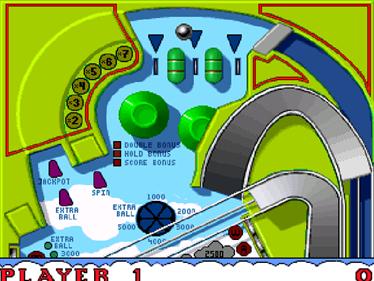 Thomas the Tank Engine & Friends Pinball - Screenshot - Gameplay