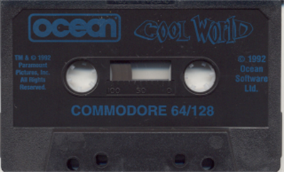 Cool World - Cart - Front