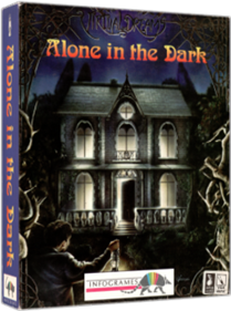 Alone in the Dark - Box - 3D