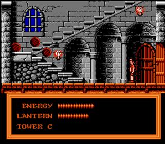 The Adventures of Dr. Franken - Screenshot - Gameplay