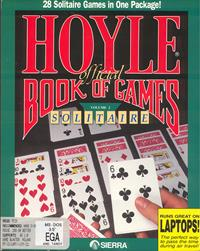 Hoyle Official Book of Games: Volume 2: Solitaire