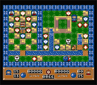 Bomberman - Screenshot - Gameplay