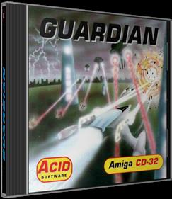 Guardian - Box - 3D