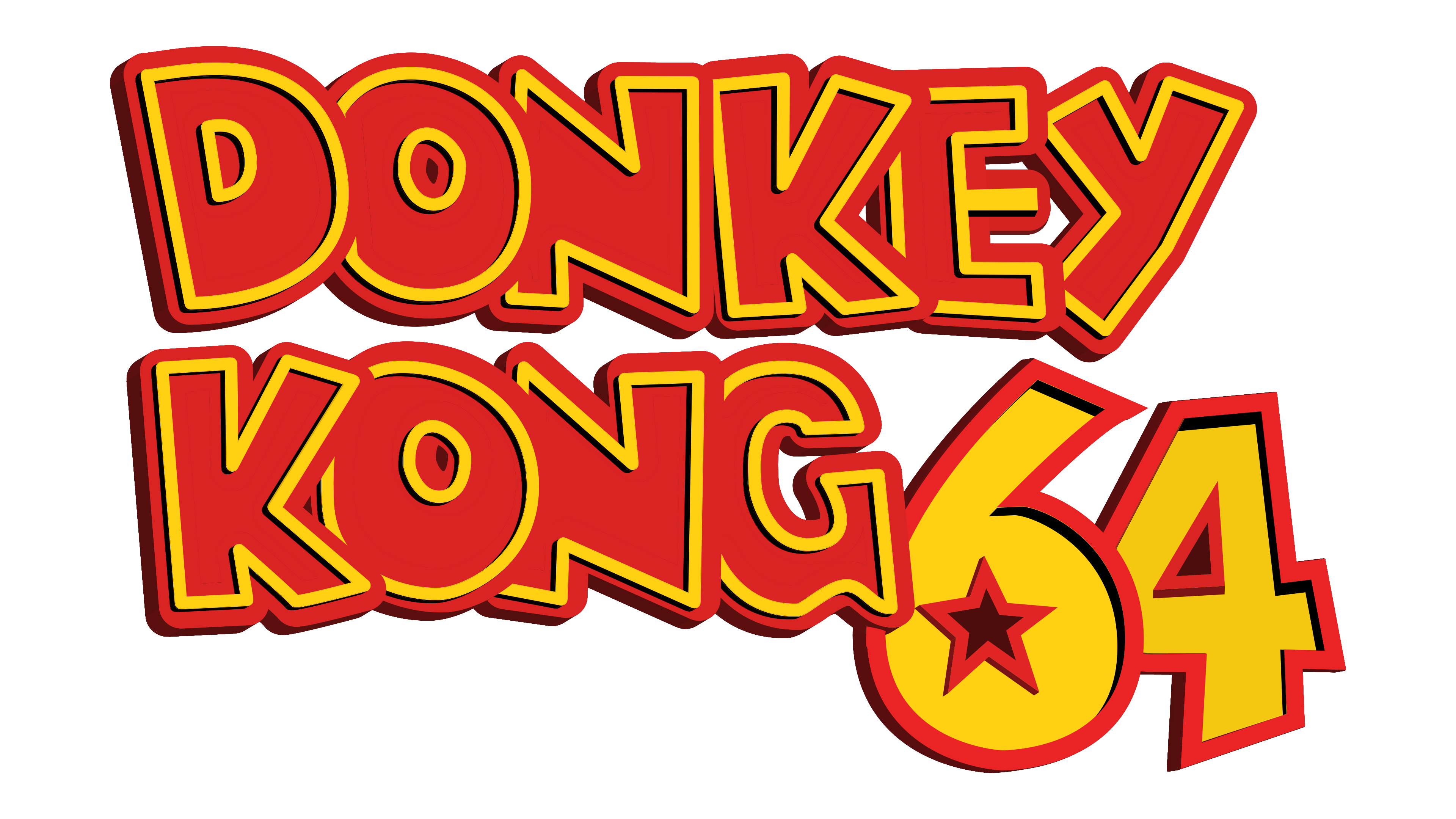 This is a photo of Amazing Donkey Kong Logo