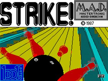 Strike - Screenshot - Game Title