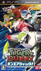 Tiger & Bunny: On-Air Jack