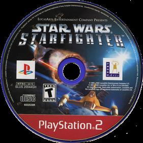Star Wars: Starfighter - Disc